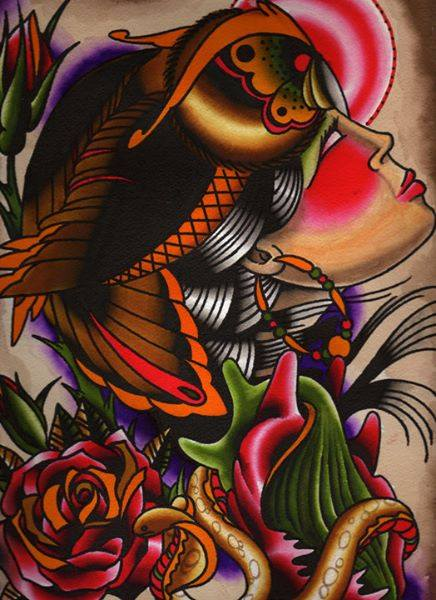 anthony-filo-artwork-apple-tattoo-gypsy-traditional-flash.jpg