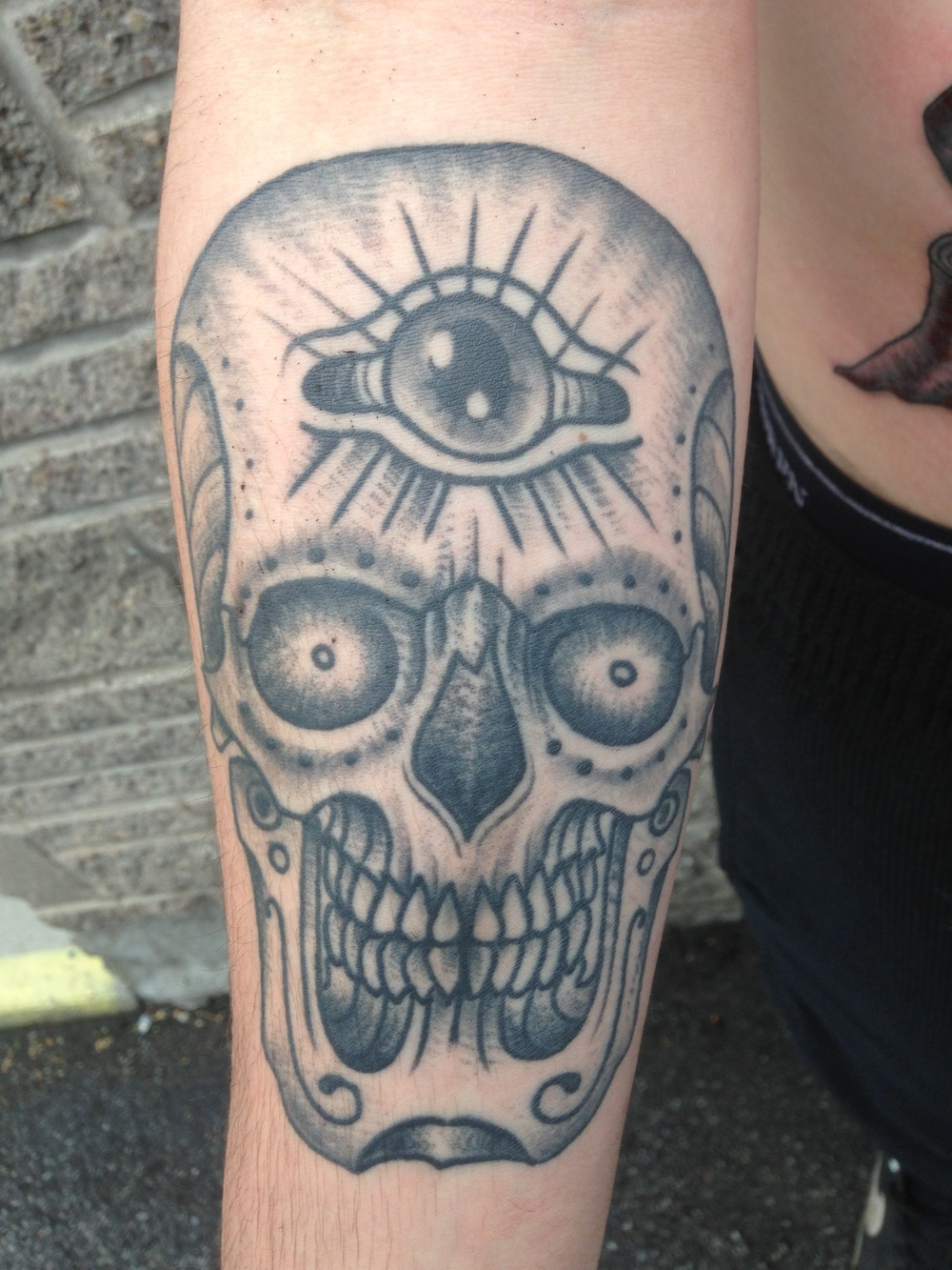 matt-lucci-tattoo-skull-with-third-eye-tattoo.JPG