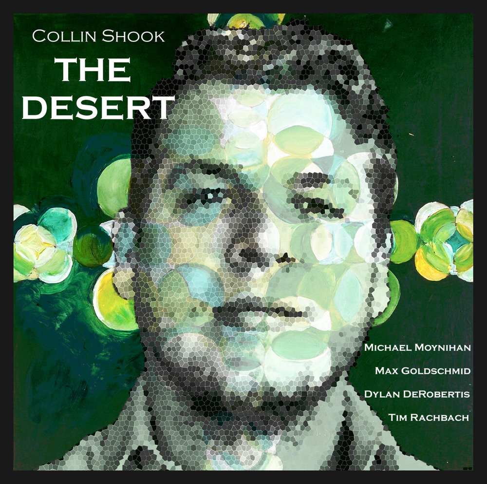 Collin Shook - The Desert - Tenor Saxophone