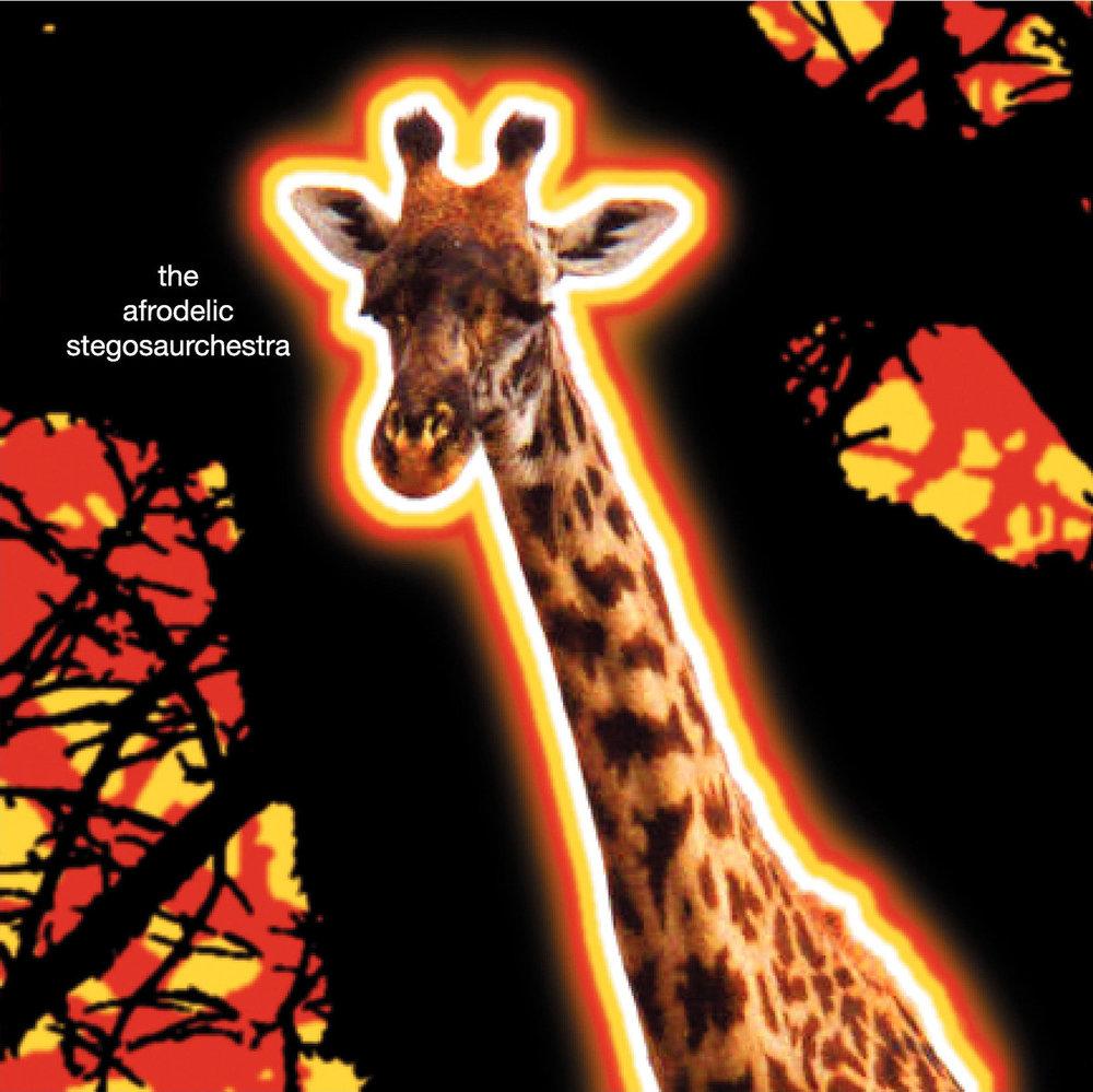 The Afrodelic Stegosaurchestra - Tenor Saxophone