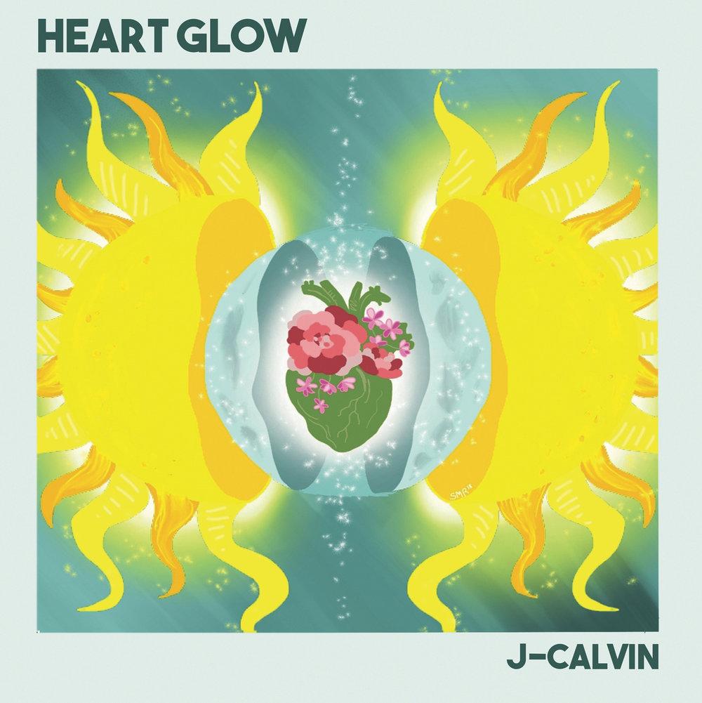J-Calvin - Heart Glow - Tenor Saxophone