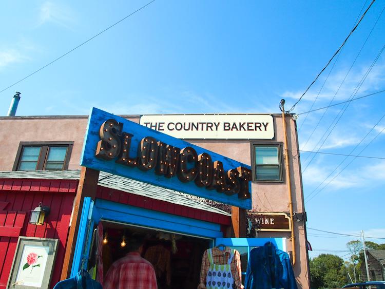 Slowcoast and Arcangeli Grocery in Pescadero, California | vermilionroots.com