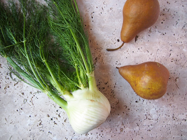 Fennel and Pear Soup | vermilionroots.com. This soup is uncomplicated and minimally seasoned, letting the nice flavors of fennel and pear shine.