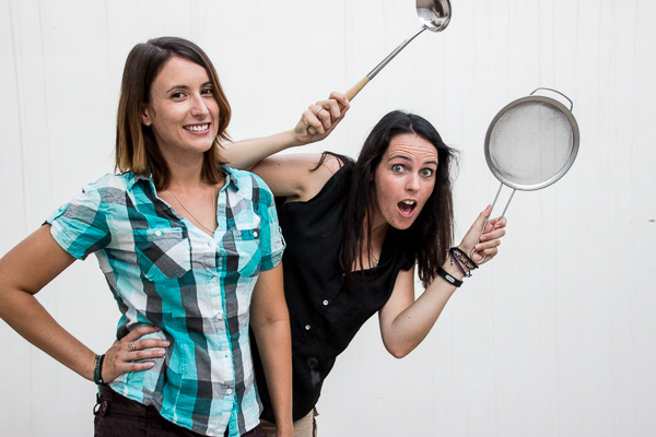 Why I Write About Food 011: Sarah Lawrie and Laura Turner of