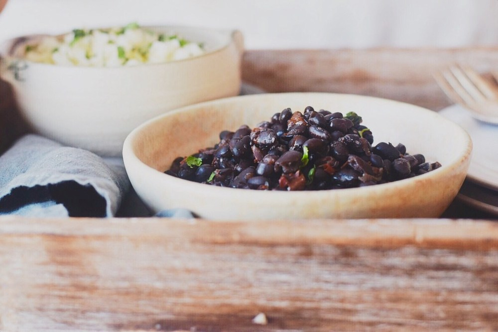Costa Rican Rice and Beans
