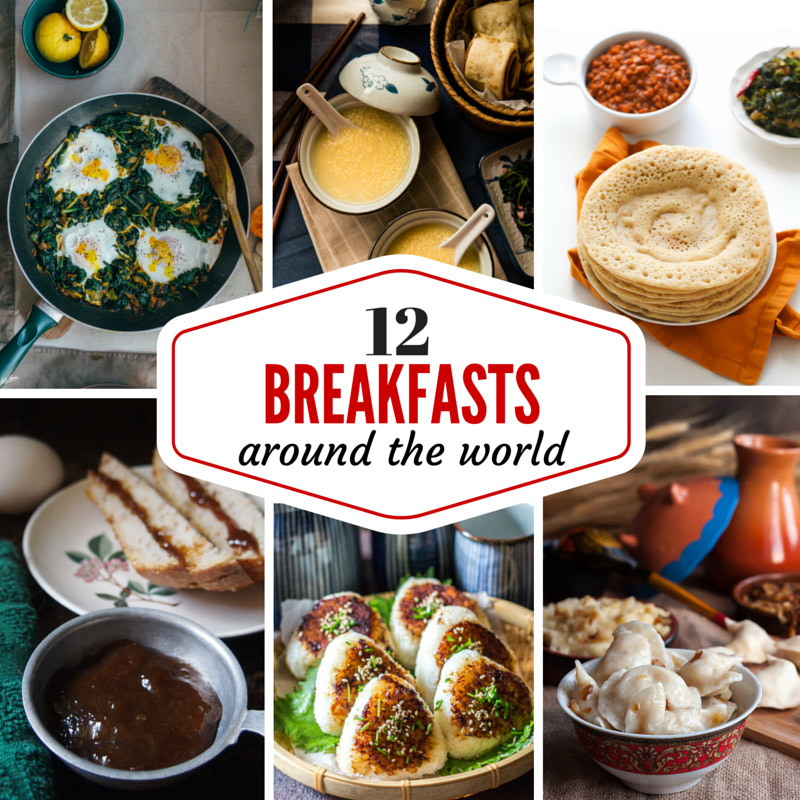 Breakfasts from around the world vermilion roots forumfinder Choice Image