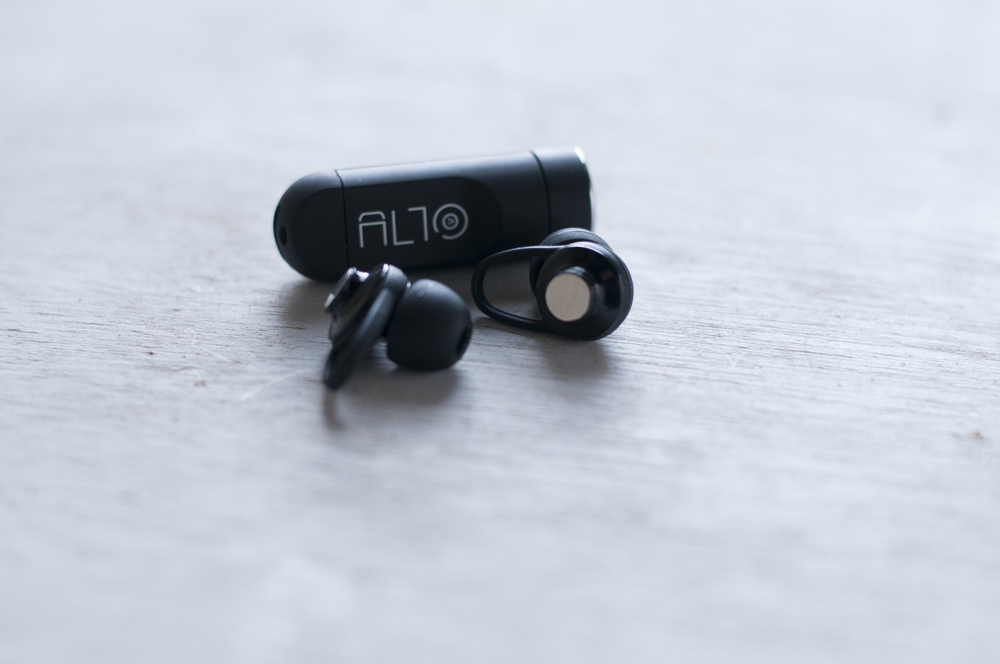 Alto comes in a Capsule with 16 hours of battery storage, allowing you to fully charge your earbuds twice while on the go.