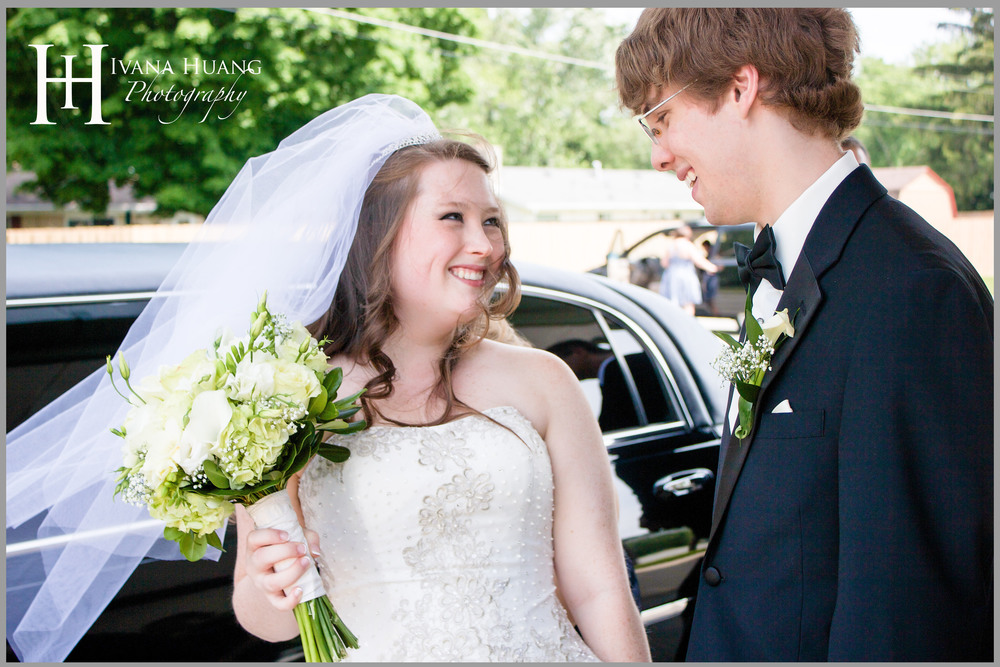 Caroline & Alex