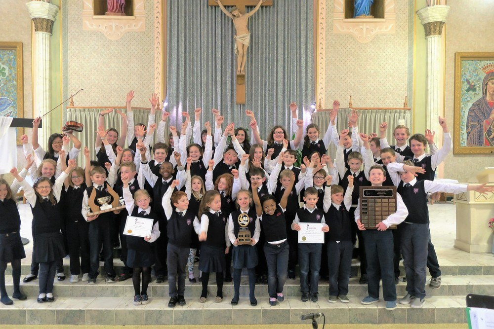 DMCS New Brunswick Festival of Music Winners