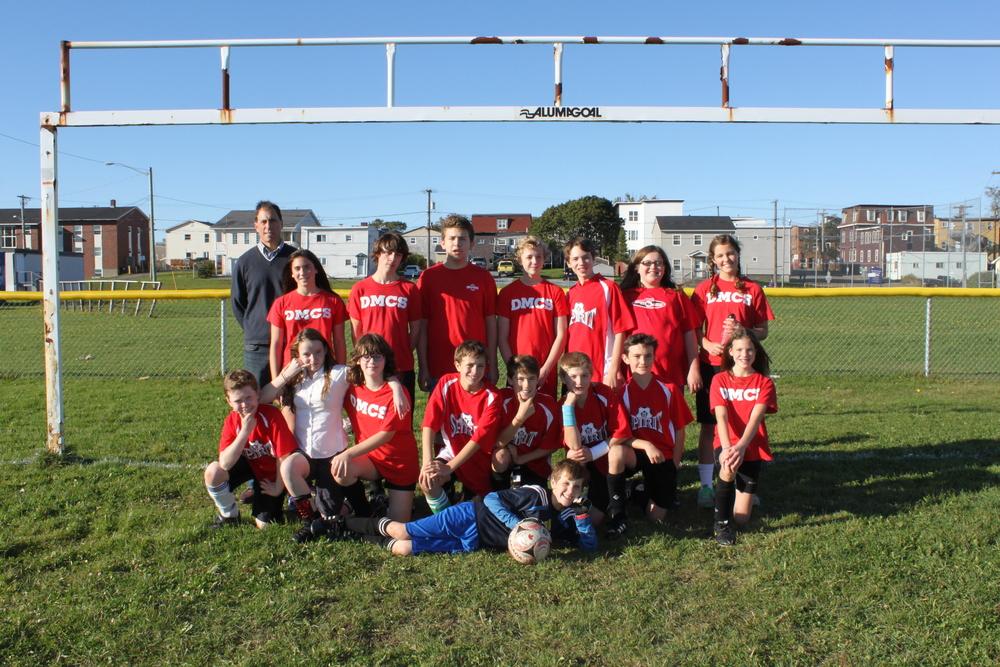 DMCS Soccer Team