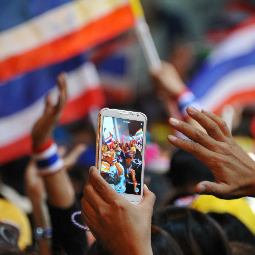 social media and human rights
