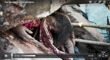 Deadly Cost Of Fashion