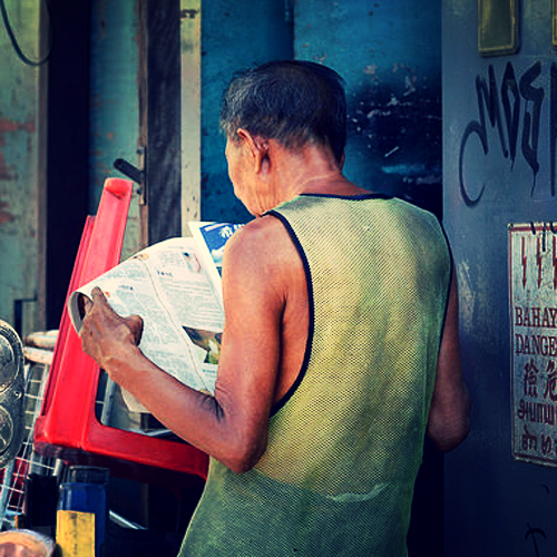 Morning News | Petaling Street 23 Aug - CC Photo c/o John Ragai / Flickr