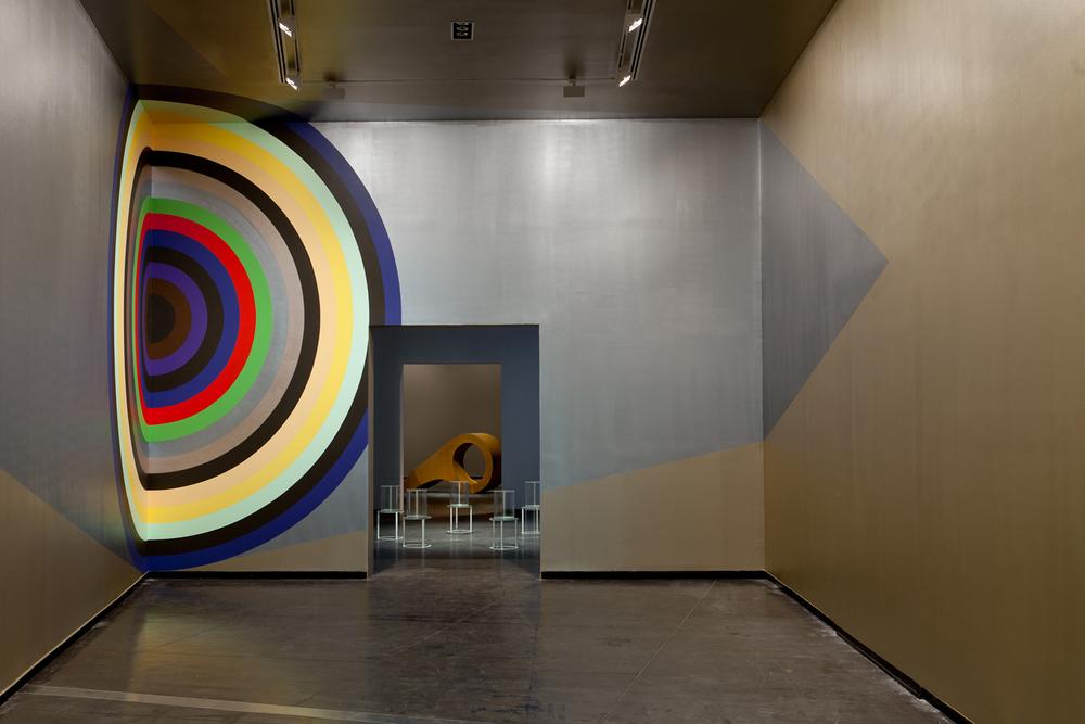 Mikala Dwyer - Goldene Bend'er, 2013, Australian Centre for Contemporary Art, Melbourne