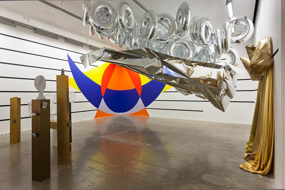 Mikala Dwyer - Panto Collapzar, 2012, Project Arts Centre, Dublin