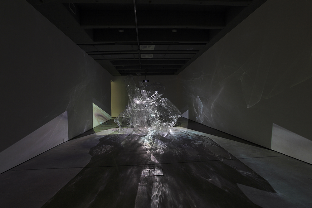 Mikala Dwyer - Drawing Down the Moon, 2012, Institute of Modern Art, Brisbane