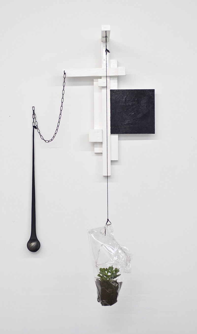 Mikala Dwyer, Square Cloud Compound, 2010, Hamish Morrison Galerie, Berlin
