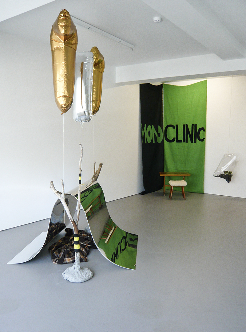 Mikala Dwyer - Mono Clinic, 2008, Hamish McKay Gallery, Melbourne