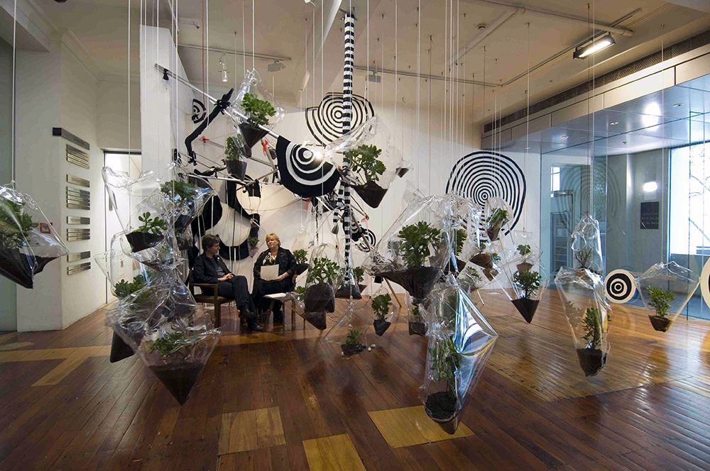 Mikala Dwyer - Mystic Truths, 2007, Auckland Art Gallery, Auckland, New Zealand
