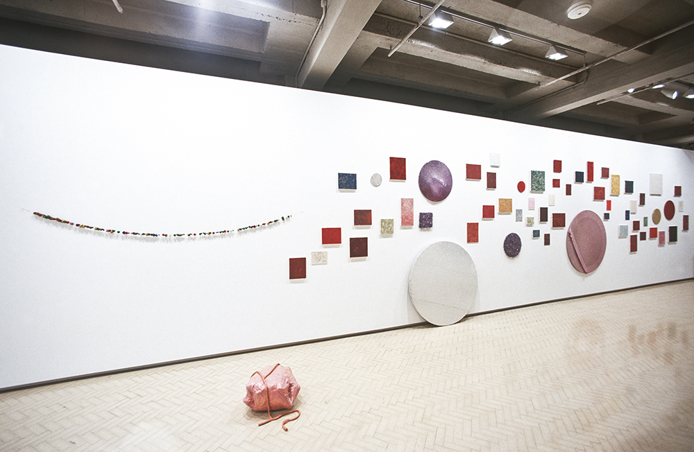 Mikala Dwyer, 2000, Museum of Contemporary Art, Sydney