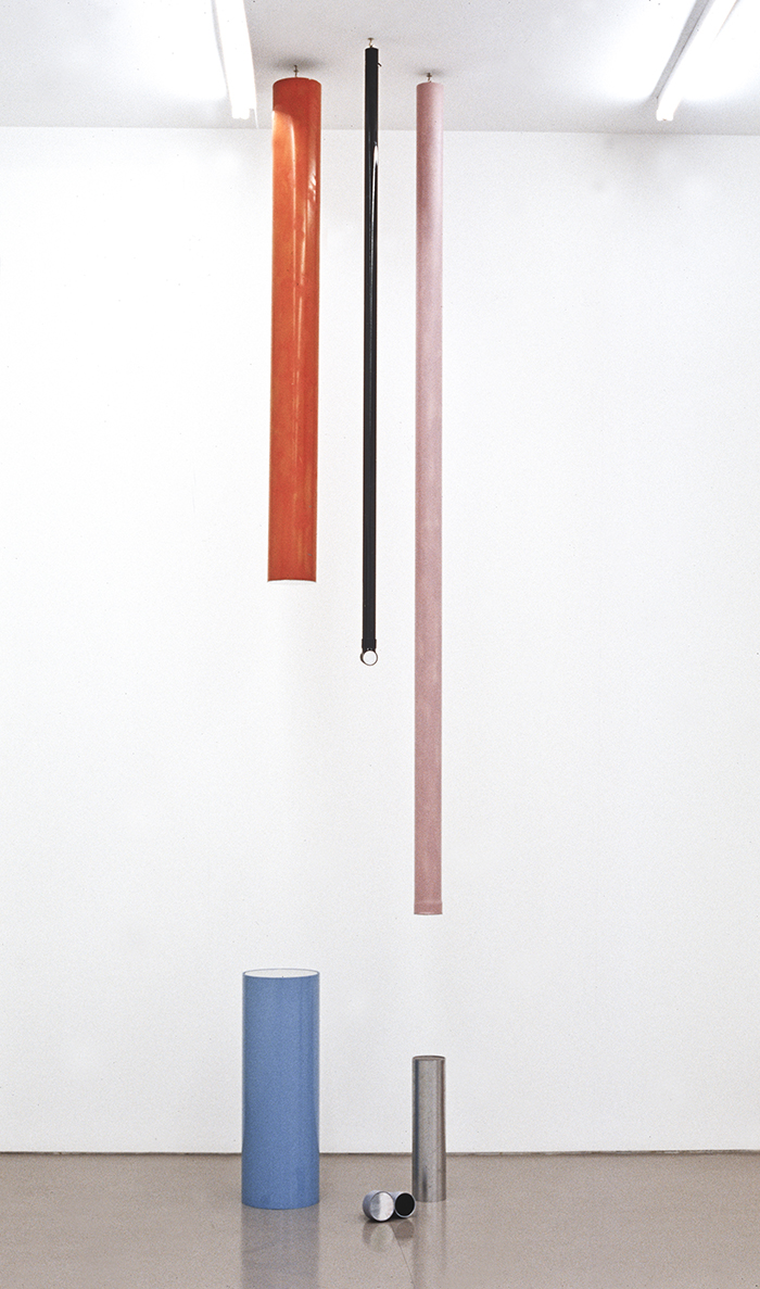 Mikala Dwyer - Uniform, 1999, Sarah Cottier Gallery, Sydney