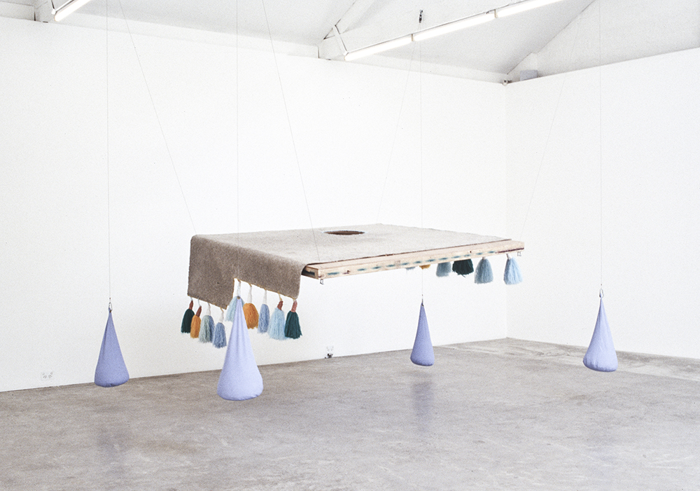 Mikala Dwyer - Recent Old Work, 1996, Sarah Cottier Gallery, Sydney