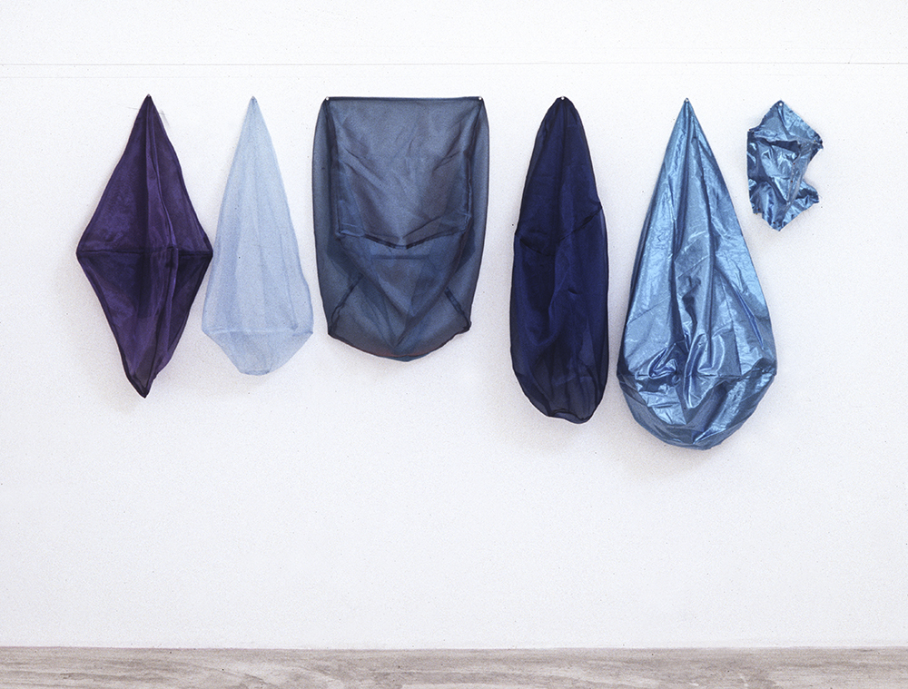 Mikala Dwyer- Hollow-ware and a few solids, 1995, Sarah Cottier Gallery, Sydney