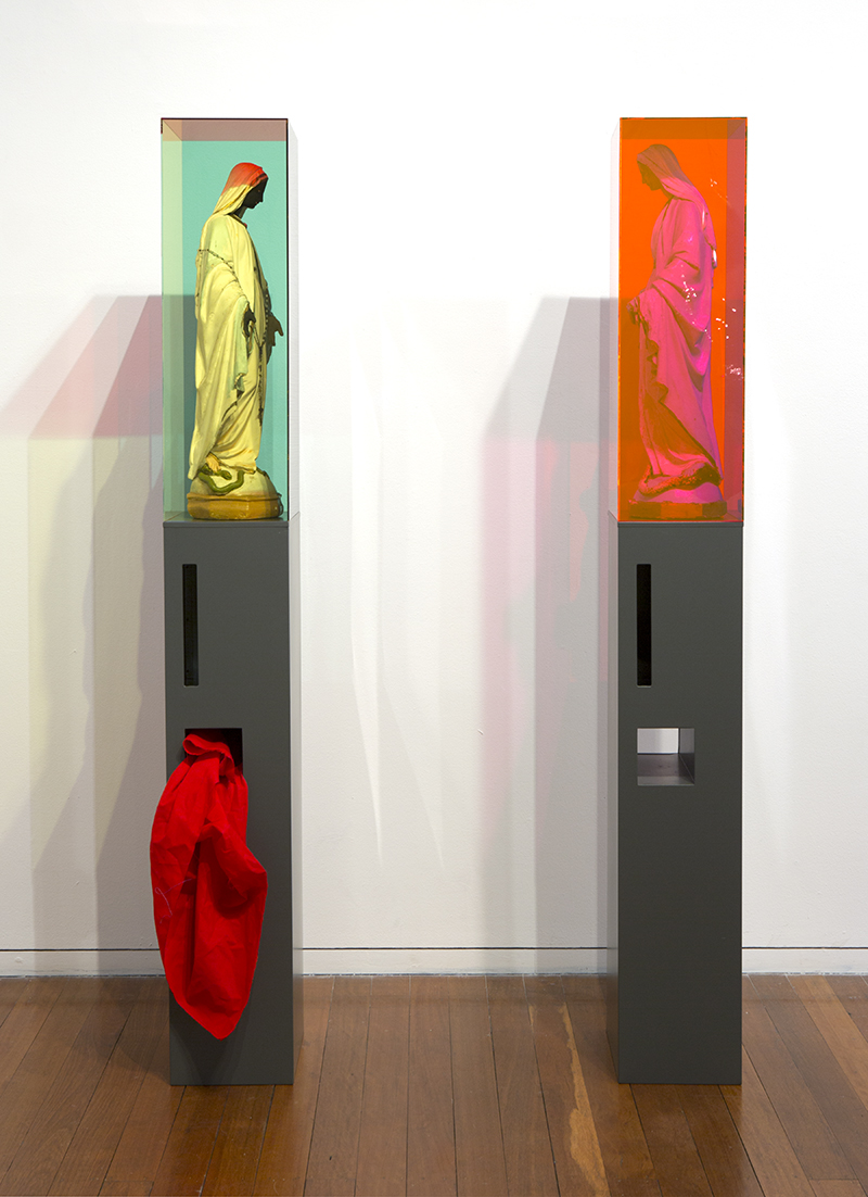 Mikala Dwyer - The Letterbox Marys, 2015, Roslyn Oxley9 Gallery, Sydney