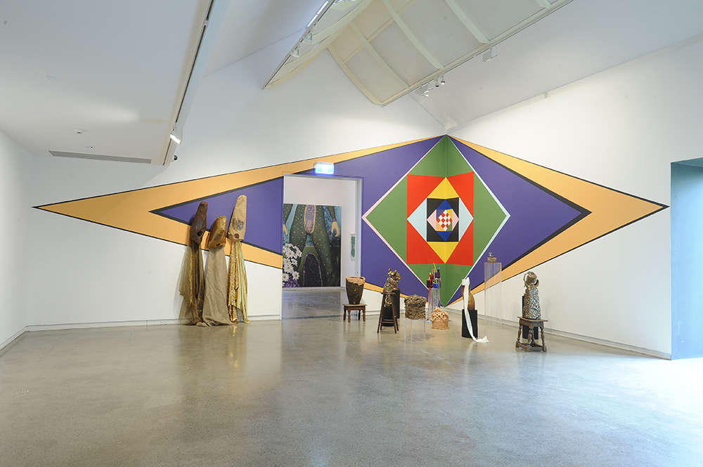 Mikala Dwyer, Spell for Sunday, 2013 | Future Primitive, Heide Museum of Modern Art, Melbourne