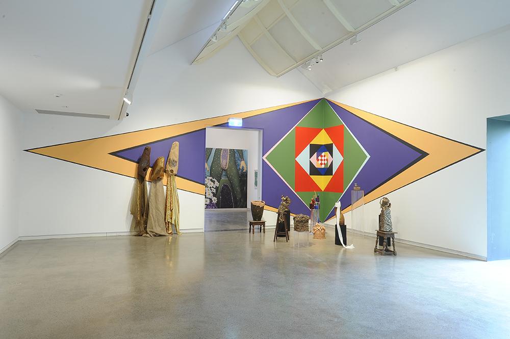 Mikala Dwyer - Spell for Sunday, 2013, Future Primitive, Heide Museum of Modern Art, Melbourne
