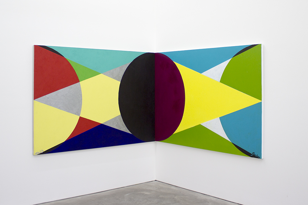 Mikala Dwyer and Matthys Gerber, Stepa Nova, 2014 | Hollowwork, 2014, Anna Schwartz Gallery, Melbourne