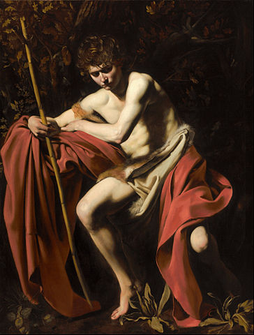 364px-Michelangelo_Merisi,_called_Caravaggio_-_Saint_John_the_Baptist_in_the_Wilderness_-_Google_Art_Project.jpg
