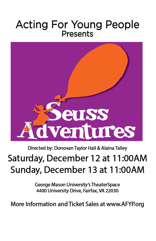 Seuss Adventures Poster