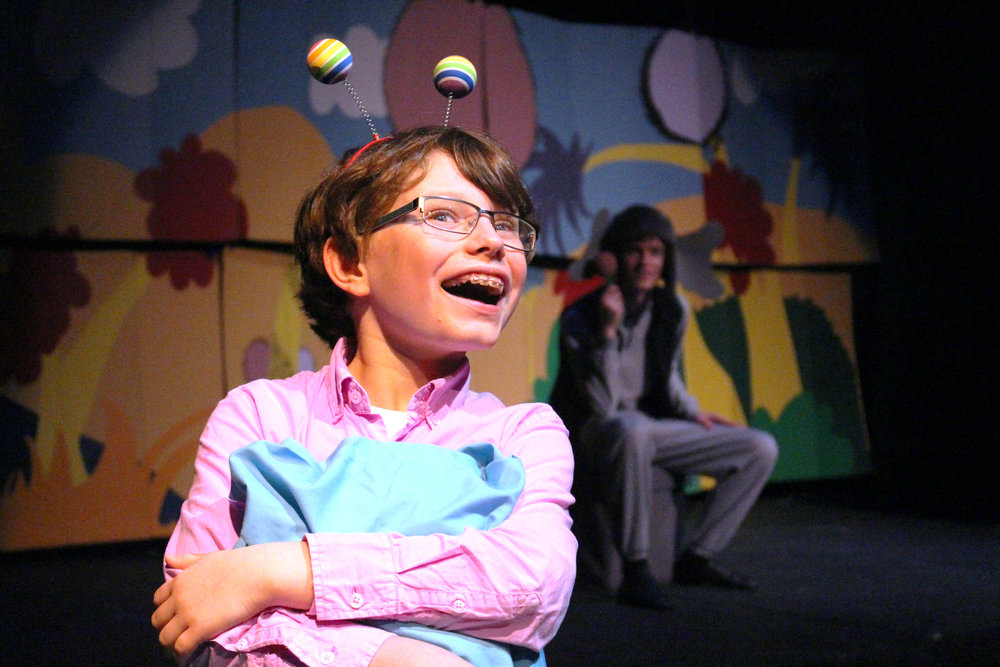 Seussical jr. - fall 2015
