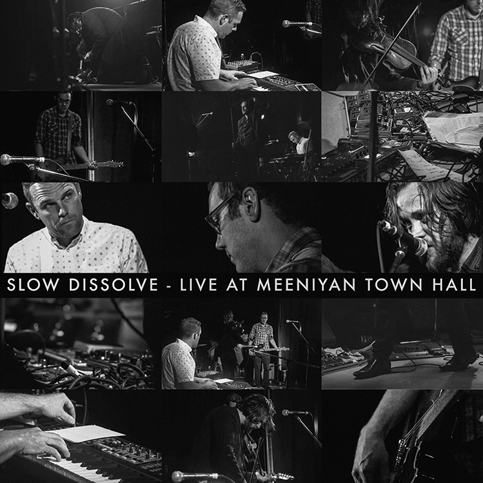 Live at Meeniyan cover