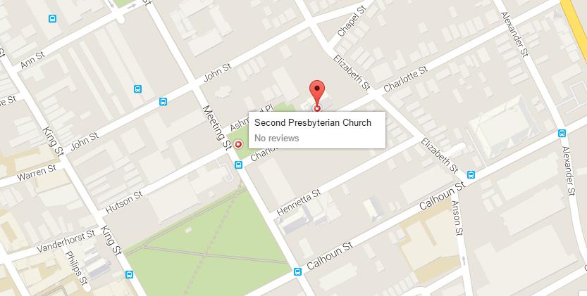 Nd Presbyterian - Presbyterians us map