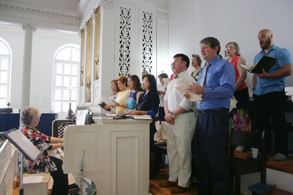 For more information about musical activities at Second Presbyterian, please contact Dr. Julia Harlow, Director of Music/Organist at julia@2ndPC.org