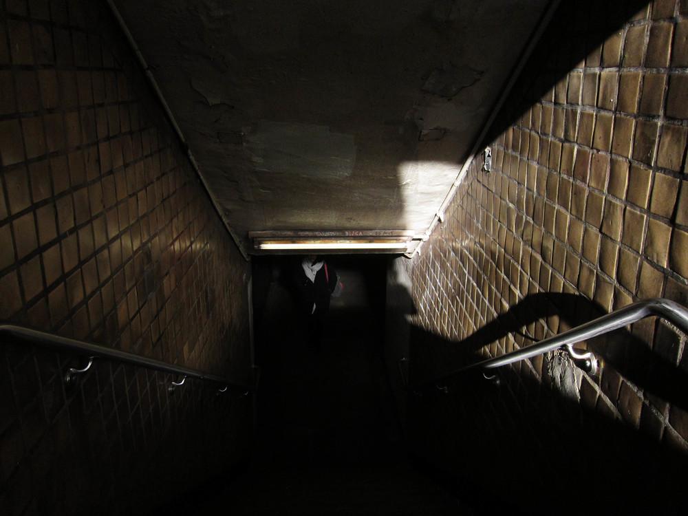 Jacque Donaldson, subway darkness.jpg