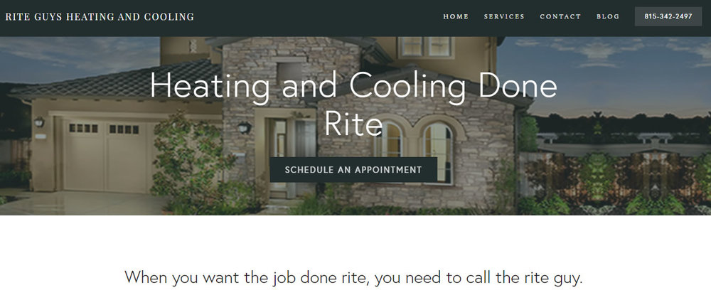 Rite Guys Heating and Cooling Inc.