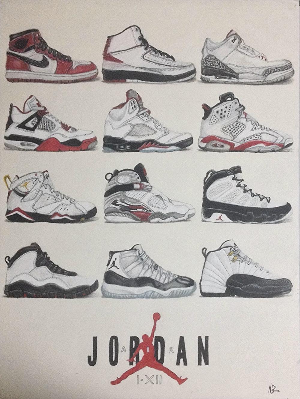 Jordan I-XII