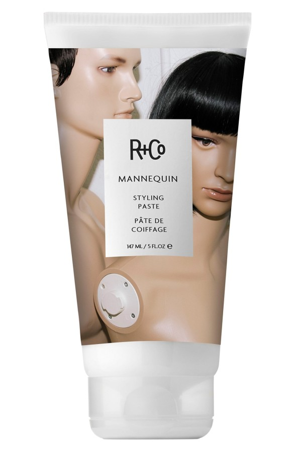 "MANNEQUIN Styling Paste: ""My favorite styling product! This paste is so movable giving hair a polished look. Less is more!"""