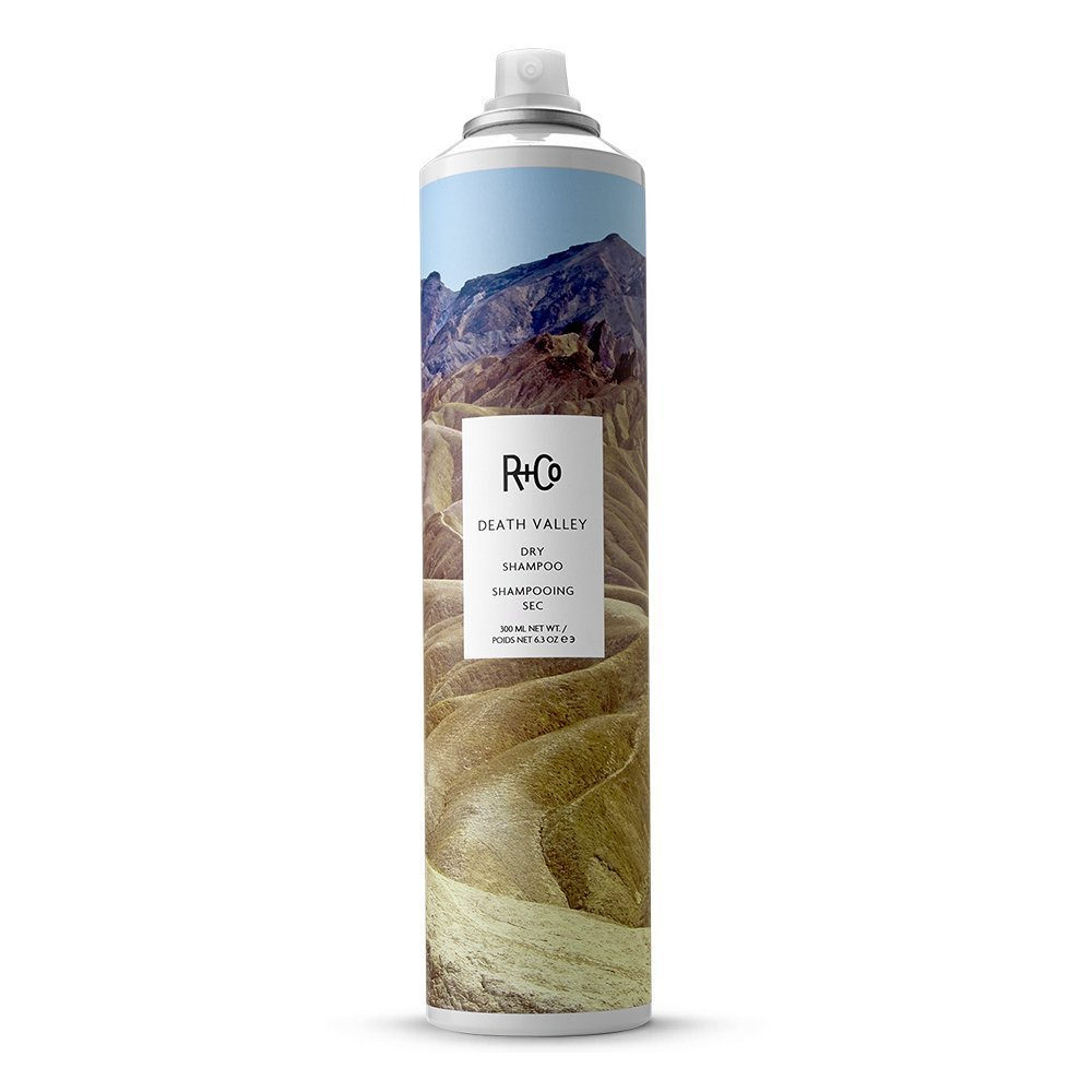 "DEATH VALLEY Dry Shampoo: ""Really absorbs hair oil without making your hair feel tacky."""