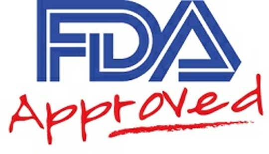 The formula used for our surface treatments is FDA Approved.