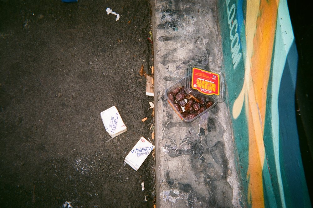Abandoned Snacks.