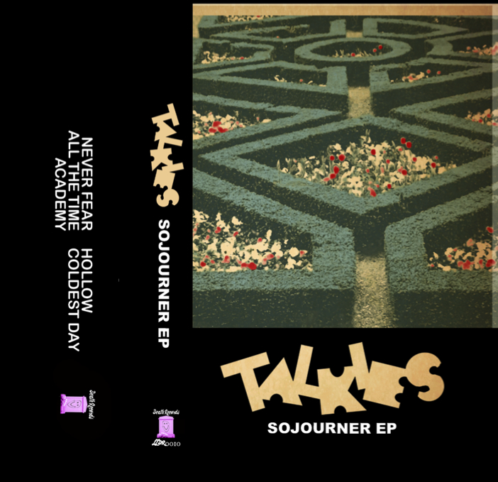 New releases from SF/Oakland Based TALKIES! They are also going on tour this week! Check some tour dates below, and if you're in the PNW you know what to do.