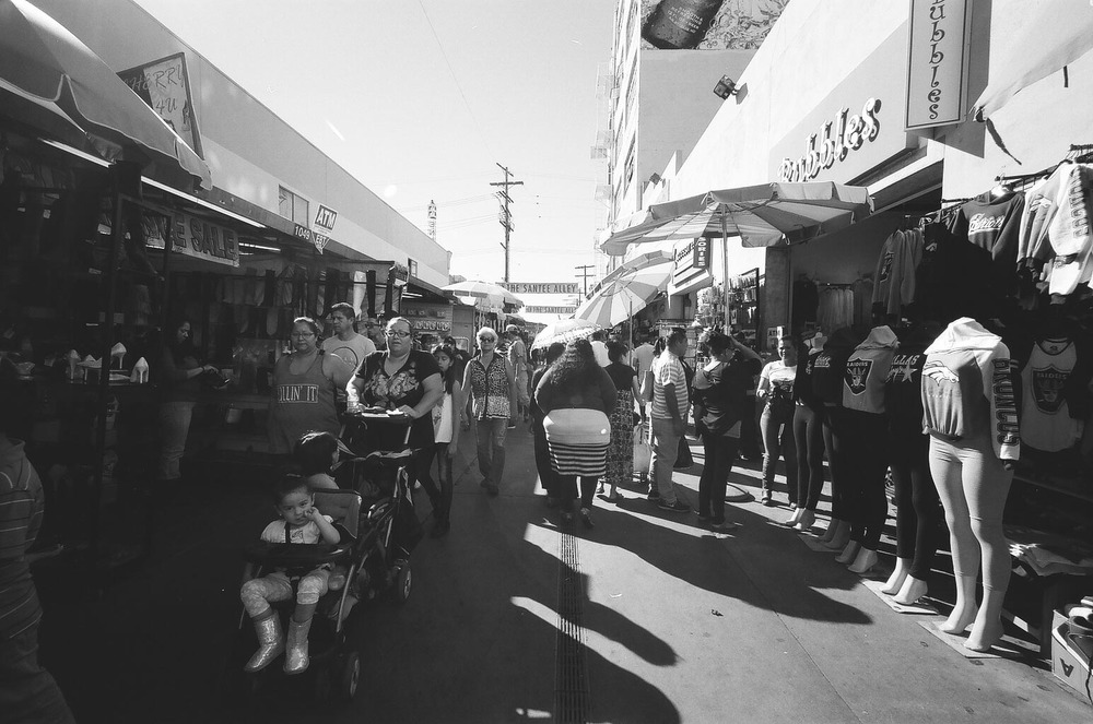 Santee Alley Flea Market
