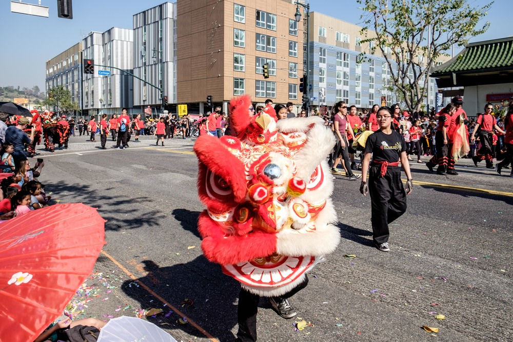 Chinese New Year Parade 2016