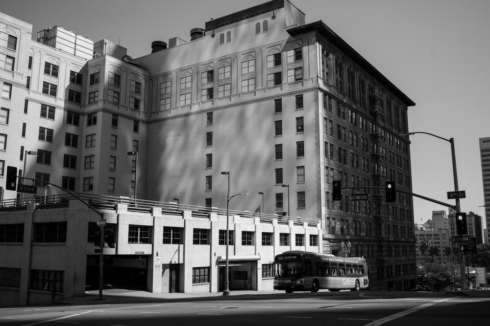 LA Street Corner #3