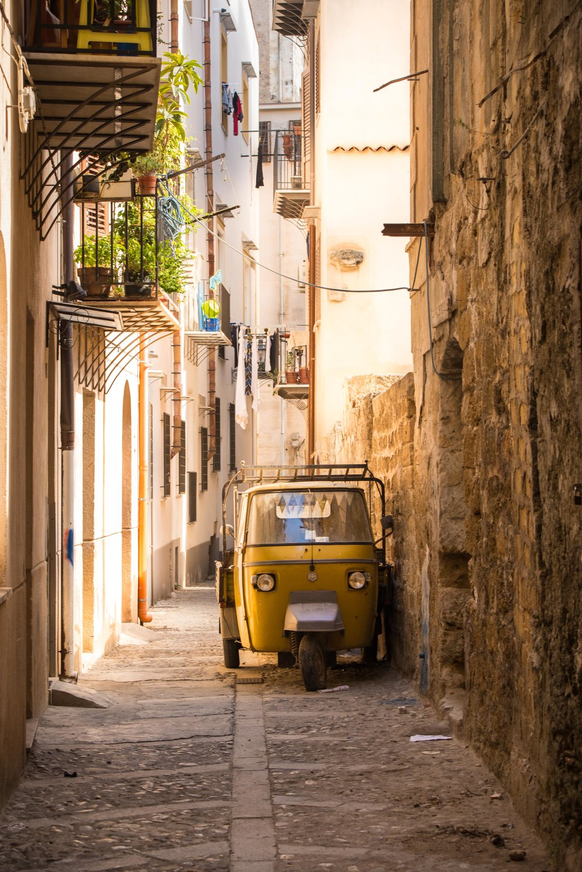 A Sicilian Street