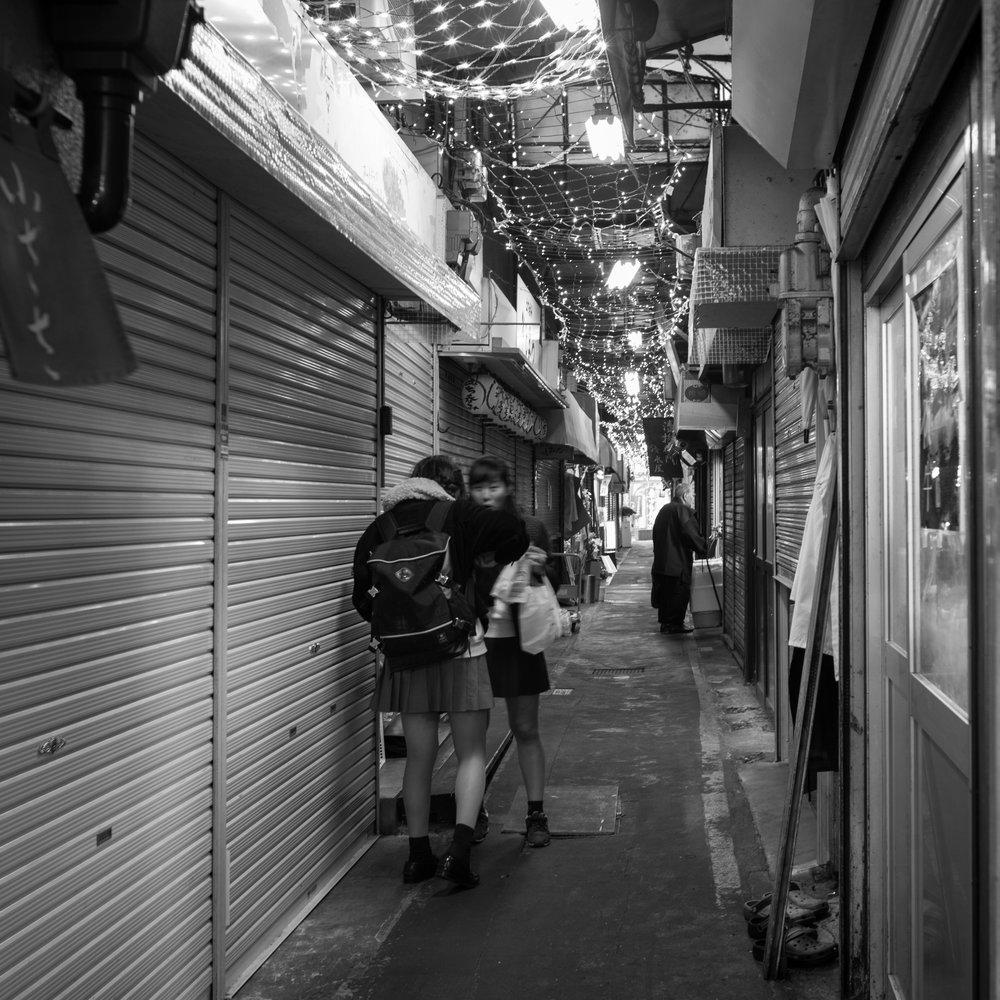 Kochijoji Alleys - Girls Meeting